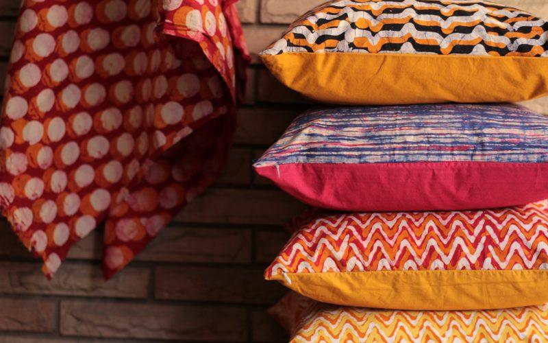 Sięgnij po poduszkę, czyli szybki i prosty sposób na odmianę wnętrza